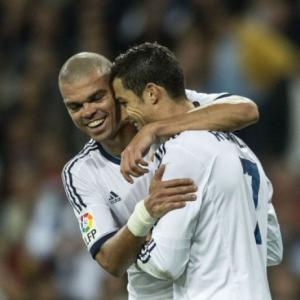 Ronaldo hat-trick as Real Madrid rout Deportivo