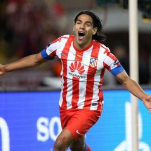 Falcao reveals Premier League ambition