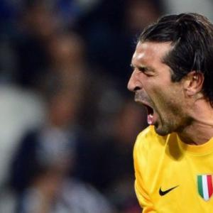 Juventus are clear title favourites, says Buffon