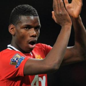 No Vieira role in move to Juve - Pogba
