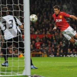 United hit back as Hernandez double downs Braga