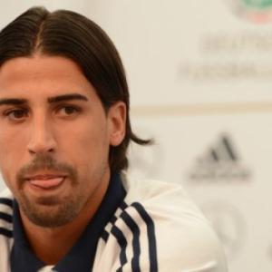 Reals Khedira set to miss Dutch, Dortmund games