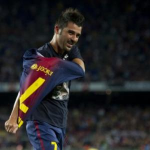 Barca off to winning start in Cup defence