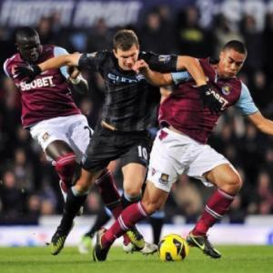 Hammers draw frustrates City