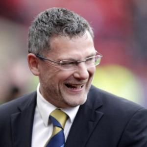 Scotland boss Levein exit reports sadden Adam
