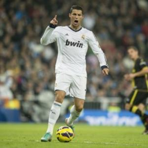 Ronaldo to fill Real's Benzema-Higuain gap: Mourinho