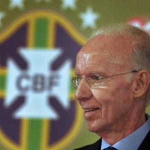 Zagallo criticises decision to sack Menezes
