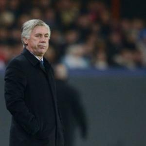 Ancelotti laughs off Mourinho job swap