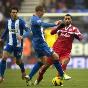 Wigan leave Redknapp still searching for first win