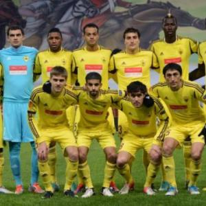 Anzhi, Zenit in behind closed doors stalemate