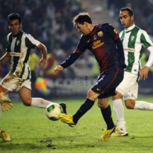 Messi hits brace, pressure mounts on Bielsa