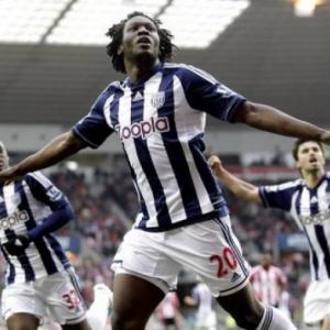 West Brom bring Norwich run to end