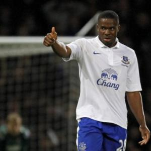 Anichebe return perfect timing, says Moyes