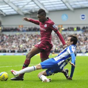 Brighton give 10-man Newcastle FA Cup deja vu