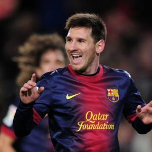 Messi targets record fourth Ballon dOr