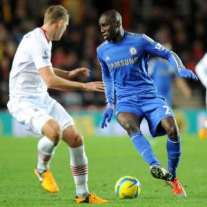 Ba makes immediate impact for Chelsea