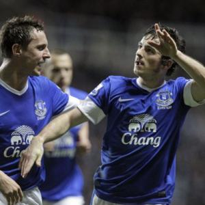 Everton eyeing Champions League as Swansea await