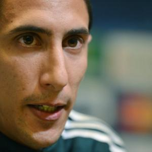 Di Maria says Real treated unfairly by refs