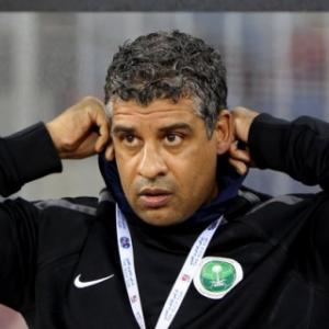 Saudis fire Dutch coach Rijkaard