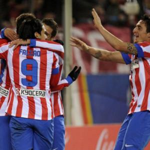 Atletico match record run with Levante win