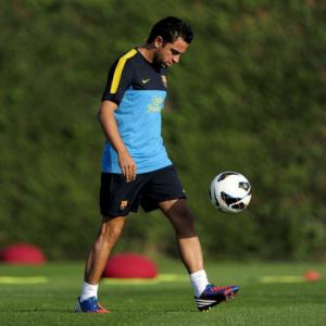 Xavi to extend Barca deal until 2016