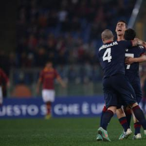 Zeman under more pressure as Cagliari stun Roma