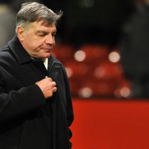 Allardyce fined for Cup bias remarks