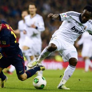 'Madrid media out to get Messi', says Barcelona's Xavi
