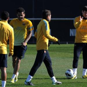 Barcelona wary of Granada, derby clash for Madrid