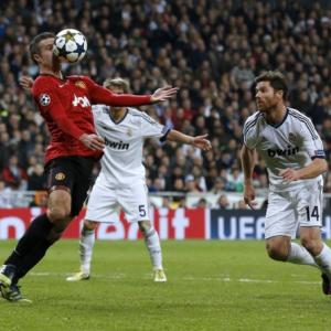 Real Madrid-Man Utd clash pure football: Alonso