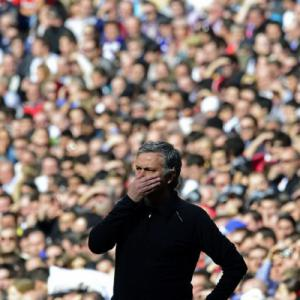 Mourinho eyes residency on Old Trafford return