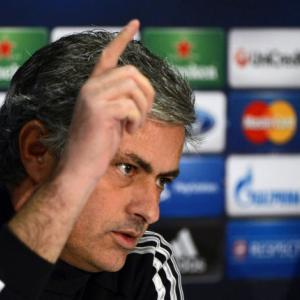 Form counts for nothing in United game - Mourinho