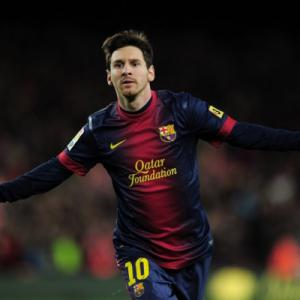 'People are waiting for Barcelona to fail', says Lionel Messi