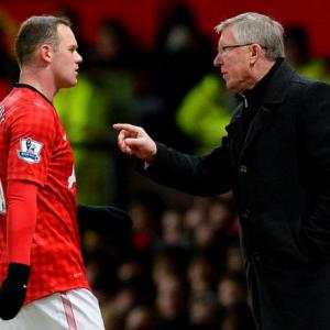 Man Utd want to give Rooney new deal - Fergie