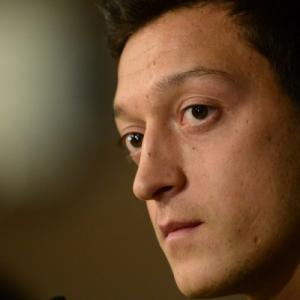 Ozil fined for driving offence