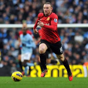 Rooney returns to United starting XI