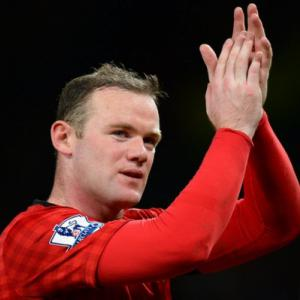 Rooneys at United for good: Charlton
