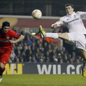 Bale-less Spurs ready for Inter