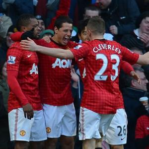 Serial winners Manchester United wont falter: Young