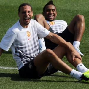 Rio Ferdinand confronts haters over Qatar trip