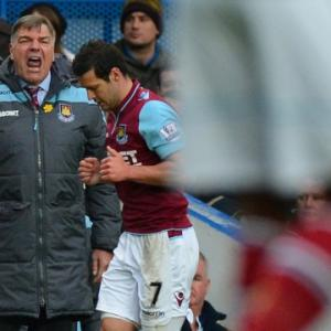 West Ham boss Sam Allardyce close to new deal