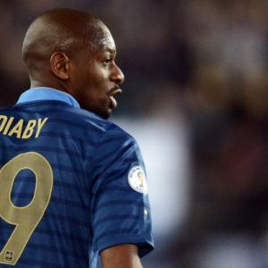 Arsenals Diaby out for nine months