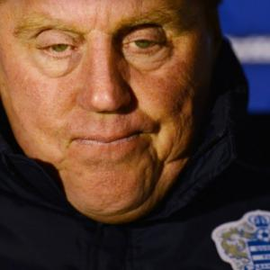 Redknapp wont give up on QPR survival bid