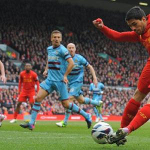 Rodgers keeps faith despite Liverpool stalemate
