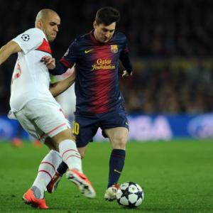 Messi dependence a worrying trend for Barca
