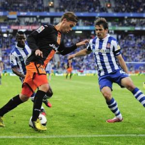 Valencia denied in six-goal thriller