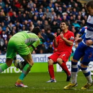 Reading 0-2 Man City: Match Report