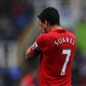 Suarez in new biting controversy