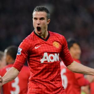 Ferguson sees echoes of greatness in Van Persie rocket