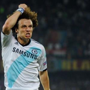 Last-gasp Luiz gives Chelsea victory at Basel